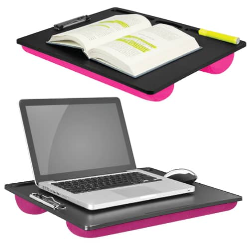 LapGear Student LapDesk with clip