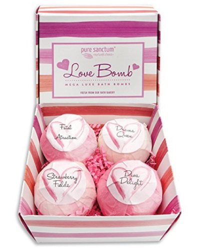 Love Bomb - wedding anniversary gifts for her