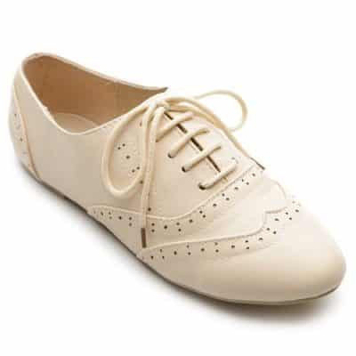 Classic oxford shoes | Birthday Gifts for Teen Girls