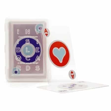 Water Proof Invisible Playing Cards
