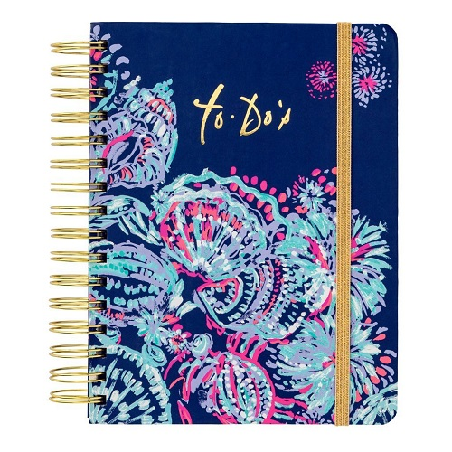 Lilly Pulitzer Hardcover Planner
