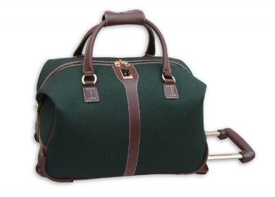 London Fog Luggage Oxford II Wheeled Club Bag