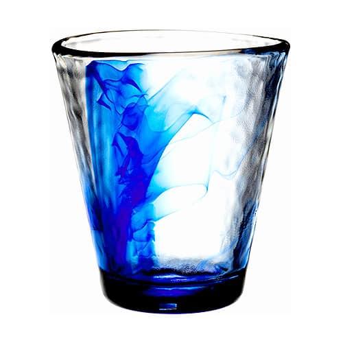 Bormioli Rocco Murano Cobalt Blue Beverage Glass