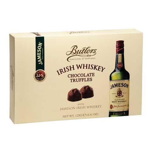 Butlers Jameson Irish Whiskey Chocolate Truffles