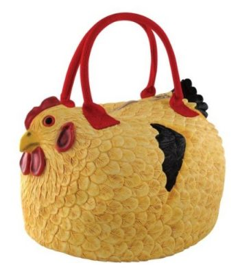 Chicken Hen Tote Bag Handbag Henbag