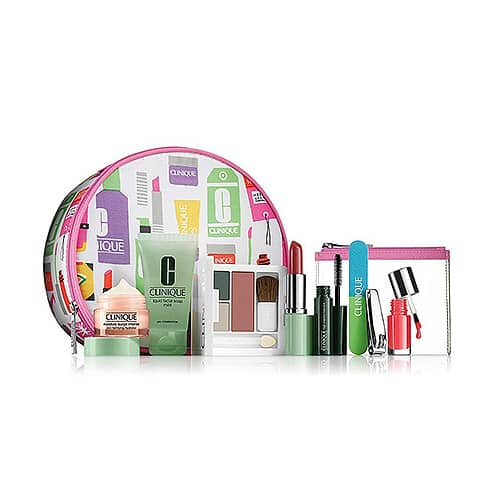 Clinique Spring Skin Care & Makeup Gift Set