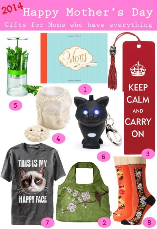 Gifts for Mom Who has Everything