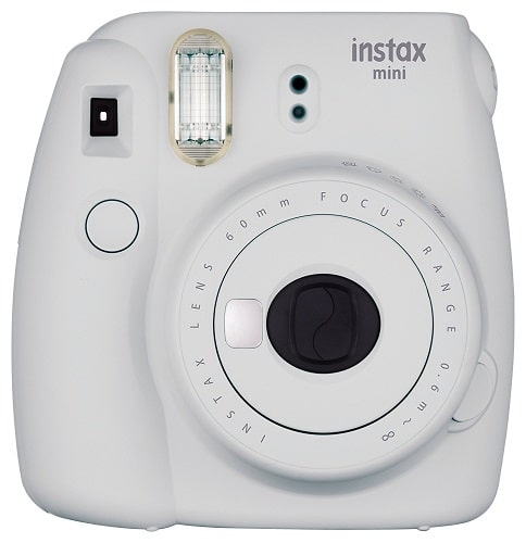 Fujifilm Instax Mini 9 Instant Camera. Birthday gift ideas for girls.