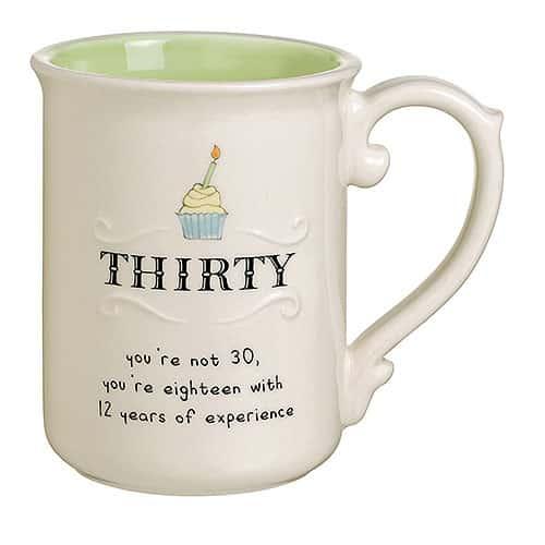 Grasslands Road Sweet Soiree 30th Birthday Mug