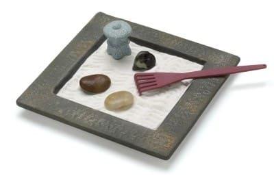 Mini Japanese Zen Garden Decor