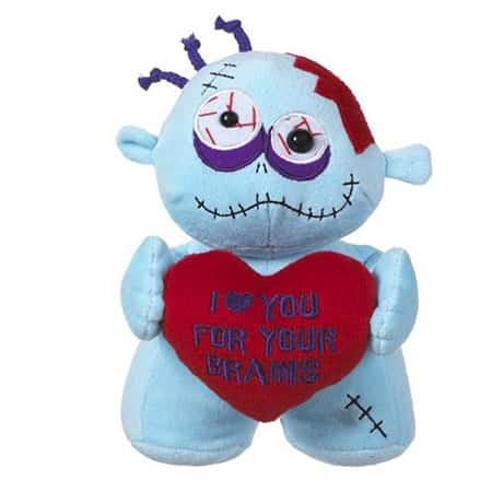 Love Zombie Toy - I [Heart] You for Your Brains