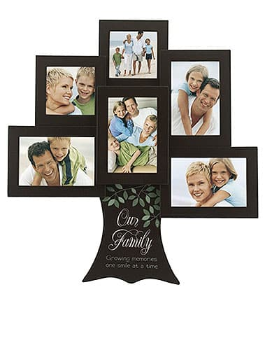 Malden Our Family Tree - Growing memories one smile Great Woods Frame