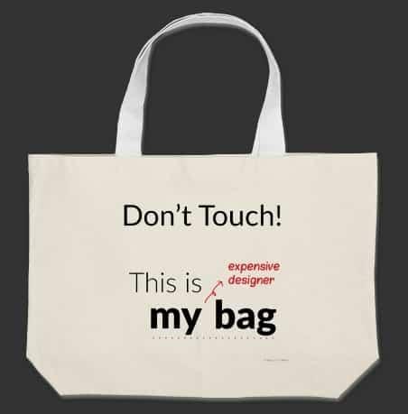 My Expensive Designer Bag