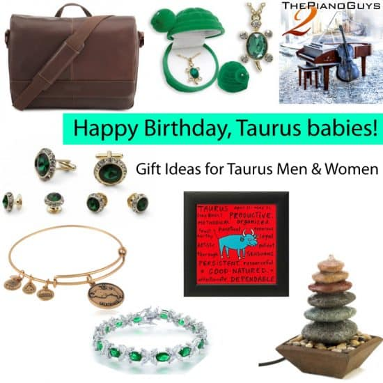 Taurus Birthday Gifts