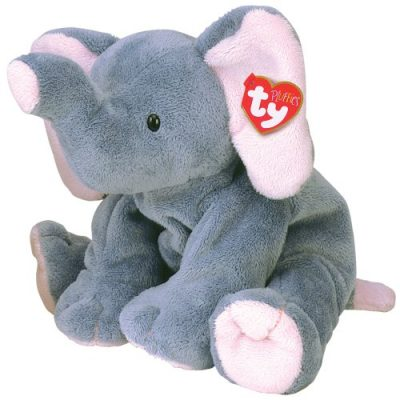 Ty Winks Elephant Plush Toy