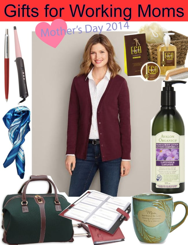 Working Mom Mother\u2019s Day Gifts 2014 Vivid\u002639;s Gift Ideas