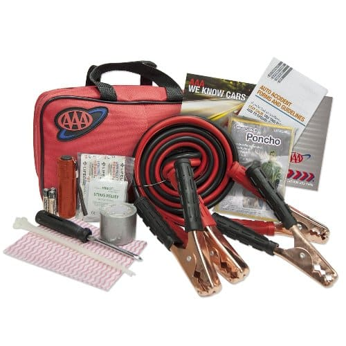 AAA 42-piece Emergency Road Assistance Kit