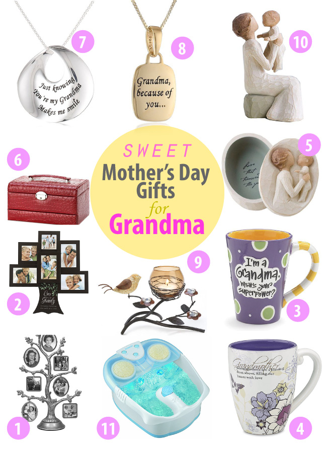 Sweet mother 39 s day gift ideas for grandma vivid 39 s gift ideas for Mother s day gift ideas for grandma