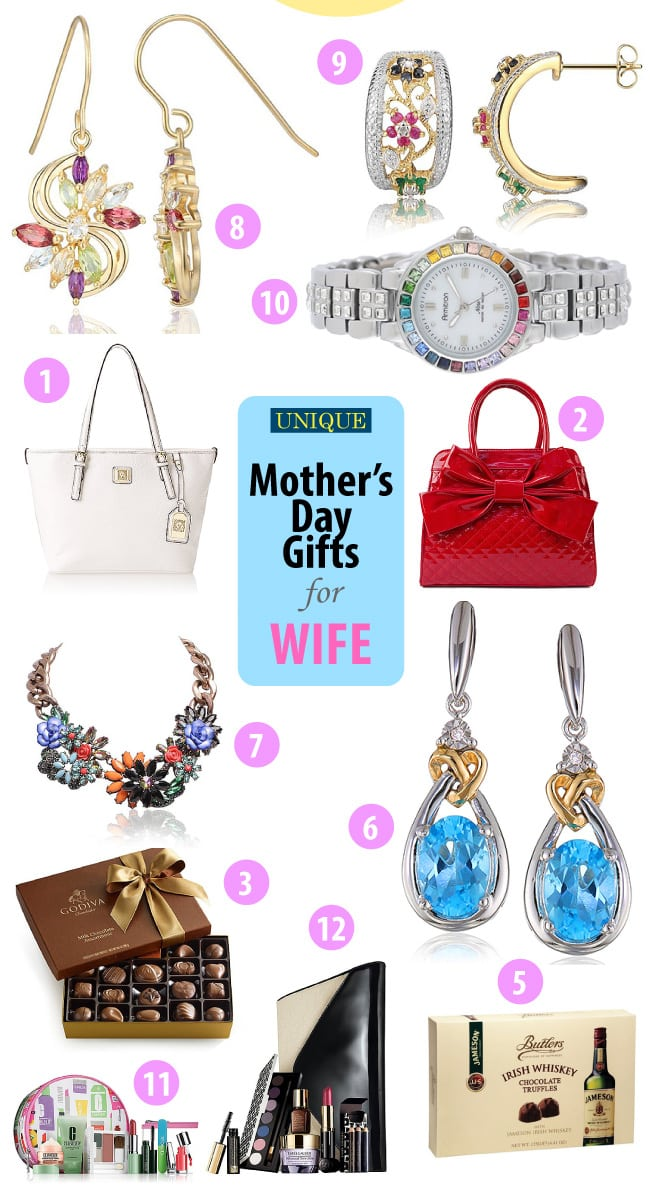 Mother's Day Gift Ideas Wife