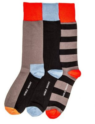 Noble Mount Men's Dress Socks