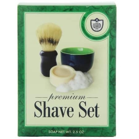 Van Der Hagen Premium Shave Set (under $10)