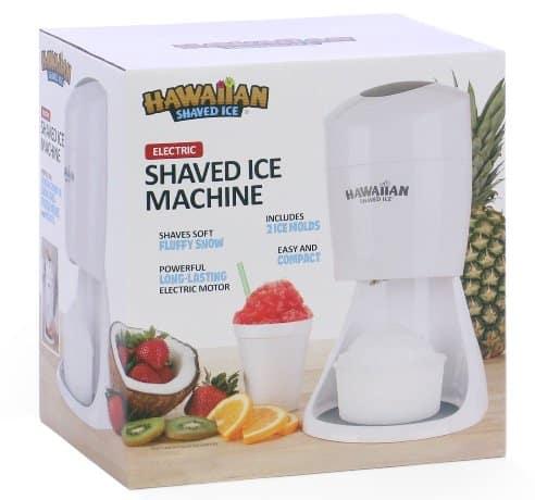 Electric Hawaiian Shaved Ice Maker