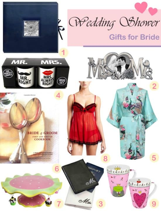 Bride to be Gift Ideas