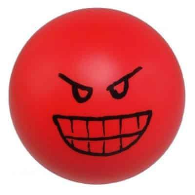 Mad Stress Ball