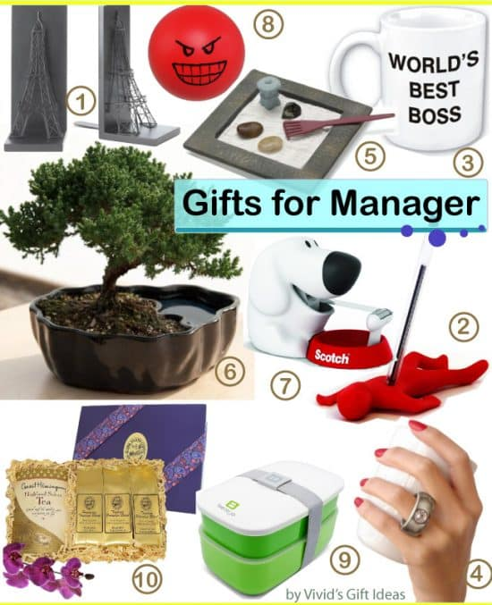Gifts for Manager