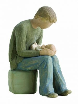 Willow Tree New Dad Figurine