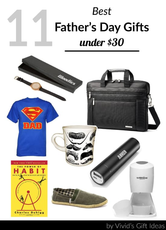 Fathers Day Gifts Under 30