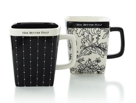 Hallmark Wedding Mug Gift Set
