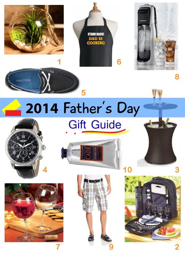 2014 Fathers Day Gifts for Dad who has everything