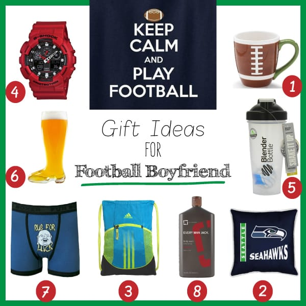 Top 11 gift ideas for football boyfriend updated 2018 for Top gifts for boyfriends