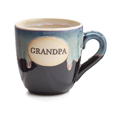 Grandpa Porcelain Coffee Tea Mug