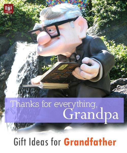 Grandfather Present Ideas