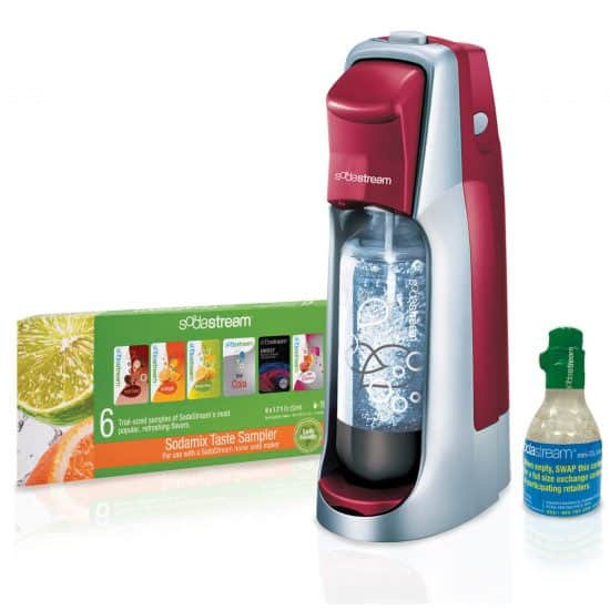 sodastream jet instruction manual