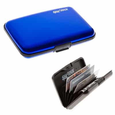 SHARKK® Aluminum Wallet