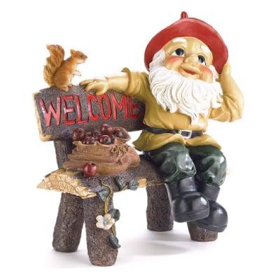 GiftsBee Garden Gnome Statue