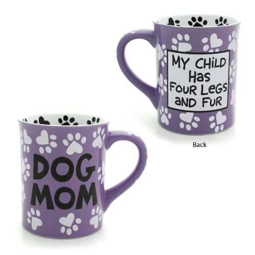 Lorrie Veasey Dog Mom Mug | Gifts for Dog Moms
