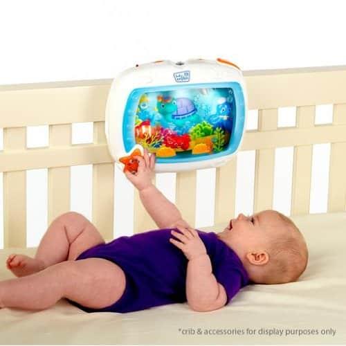 Baby calming effect