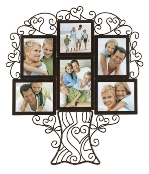 Malden Ironworks Family Tree collage Frame