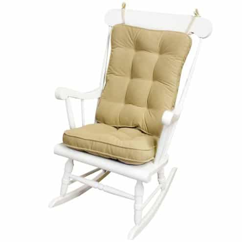 Greendale Rocking Chair in Cream