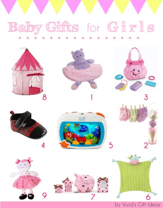 Baby Gifts for Girls