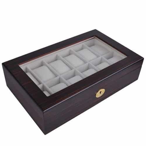 Oineh Watch Display Case Box