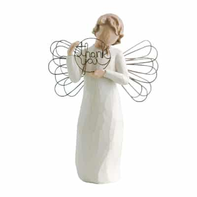 Willow Tree Thank You Figurine