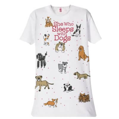 Multiple Dogs Women Nightshirt