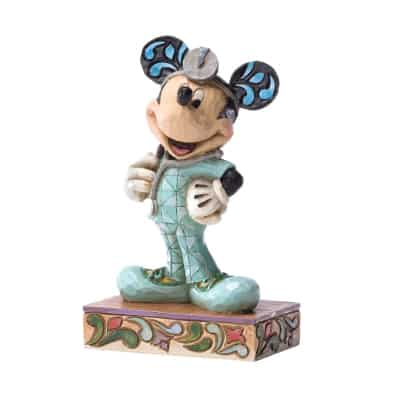 Mickey Doctor Figurine