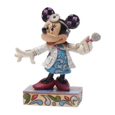 Minnie Doctor Figurine