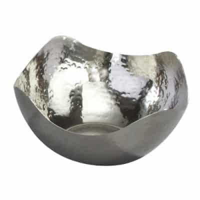 Elegance Hammered Bowl